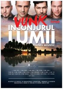 VUNK-turneu acustic