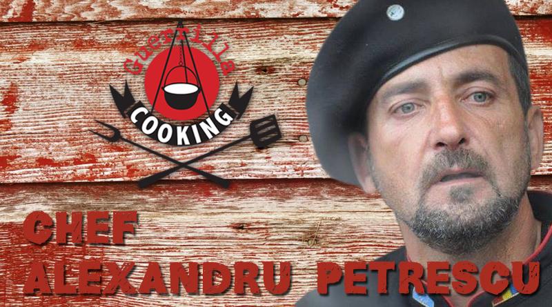Chef Alexandru Petrescu