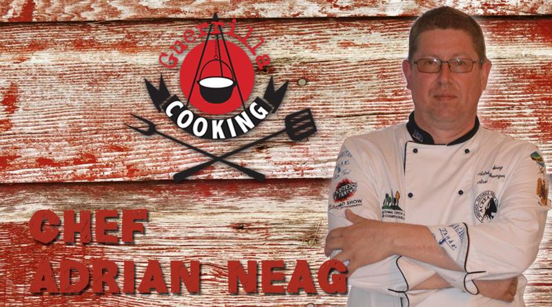Chef Adrian Neag