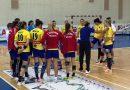 Corona Brașov – CSM Bistrița,  în Cupa României la handbal