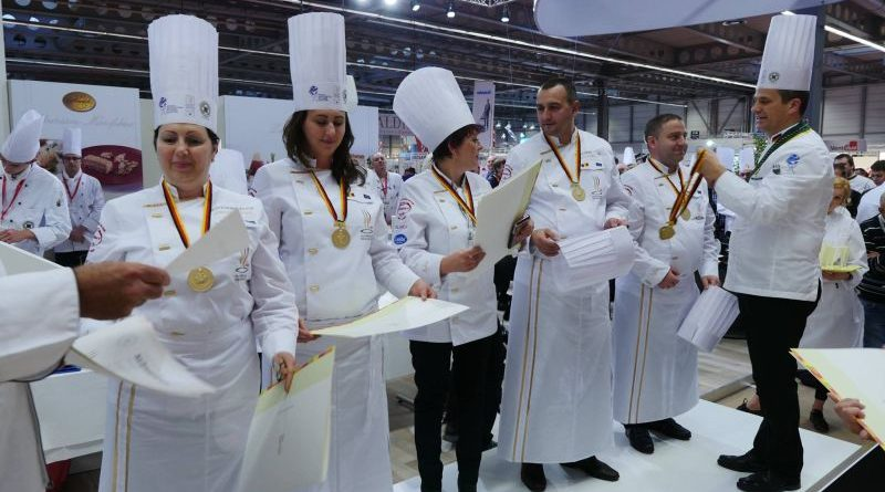 Medalie de aur – prima medalie de aur olimpică cucerită vreodata de România la Olimpiada Culinara