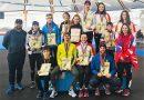 Sportivii de la Corona au câștigat 33 de medalii la Naţionalele de patinaj viteză de la Inzell
