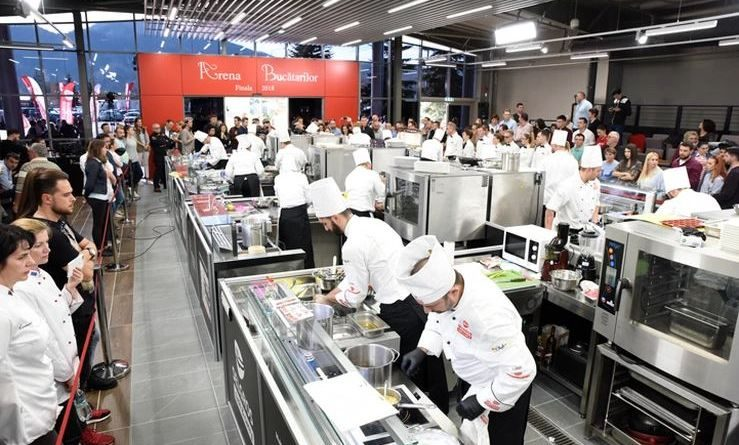 """A început a XI-a ediție a concursului Selgros """"Arena Bucătarilor"""""""