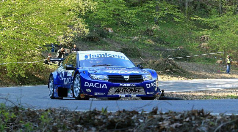 Costi Stratnic - Dacia STCC - Trofeul SERUS 2018 - FOTO: Rally Cow